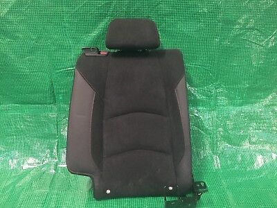 2016 Mazda 3 Sport Black  Drivers offside Rear Seat Back in suede / leather