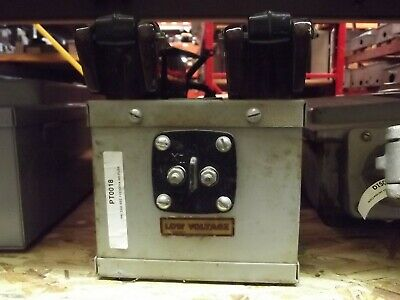 General Electric Potential Transformer 7200-120 Type Je2v