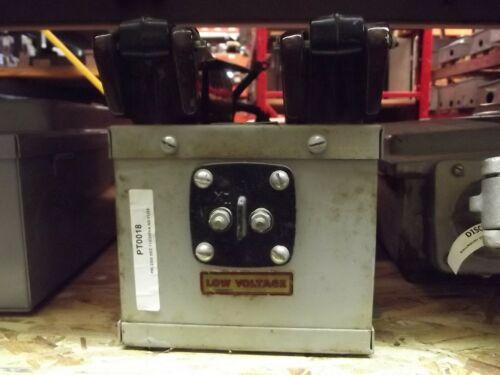 General Electric Potential Transformer 7200-120 Type: JE2V