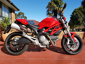 Ducati Monster 659 ABS 2014 Marsden Park Blacktown Area Preview