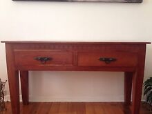 Timber Sideboard Hamilton South Newcastle Area Preview