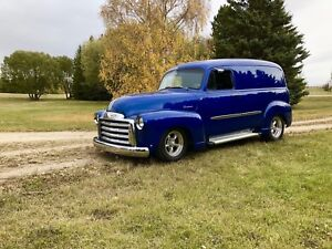 1952 Gmc 9300 Panel Truck