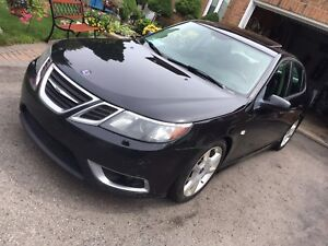 2009 Saab 93 Aero XWD / Elsd 280Hp 6MT- clean, Certified, 1 own