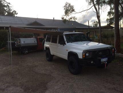 Gq wagon 4.2 diesel  Wellard Kwinana Area Preview