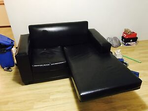 Free 2 Seater sofa with Chase. Pick up ASAP Penshurst Hurstville Area Preview