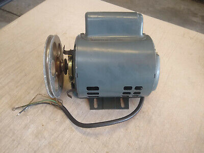 Albertson Sioux Tools 645 L Valve Face Grinder General Electric Motor 12 Hp