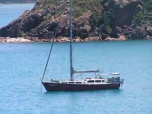 CRUISING LIVEABOARD ADAMS 40-YACHT MAKE AN OFFER Yorkeys Knob Cairns City Preview