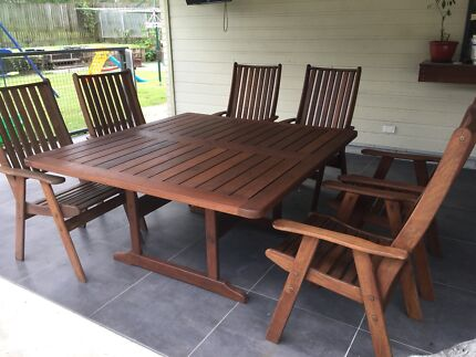 outdoor setting cover good quality outdoor dining furniture rh gumtree com au Rumba Caloundra Caloundra Cruise Boat