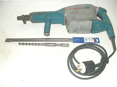 Bosch 220v 34-spline Heavy Duty Corded Electric Rotary Hammer Drill With Bits