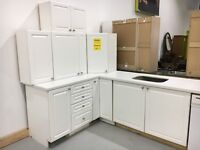 White Kitchen with Quartz Counter St. Catharines Ontario Preview