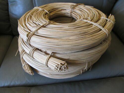 Vintage CR#2 ROUND Basket Reed, 1.75MM full rolls