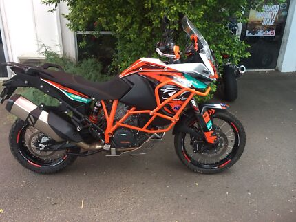 2014 KTM1190R ADVENTURE Dalby Dalby Area Preview