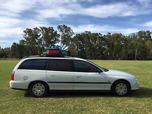 2001 Holden Commodore V6 **BACKPACKER**Fully equipped** Sydney City Inner Sydney Preview