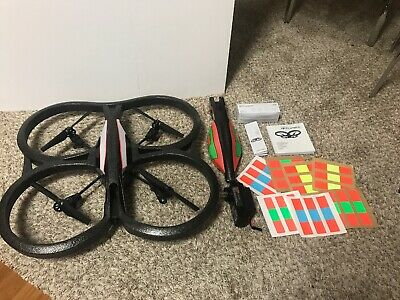 Parrot AR Drone 2.0 Quadricopter Drone (Orange/Green) 1280 x 720p HD Camera