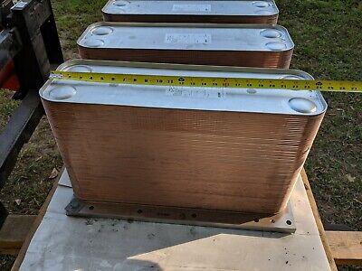 Alfa Laval Cb-112 Plate Heat Exchanger Brazed Cb112-158h-g  2
