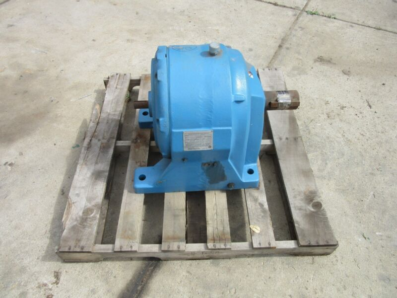 ETI Link-Belt Gear Box Speed Reducer In-Line 292 to 1 Ratio 1750/6 RPM    292:1