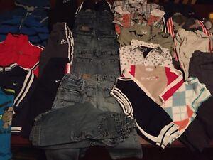 Boys 18-24m Brand Name Clothing Lot