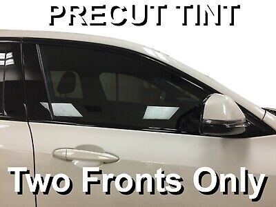 TWO FRONT WINDOWS PRECUT TINT ONLY FOR NISSAN