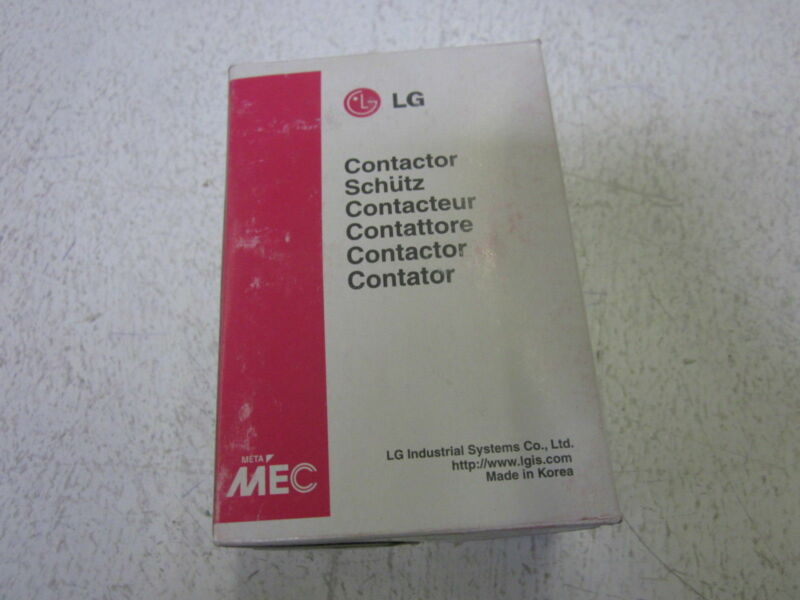 LG INDUSTRIAL SYSTEMS GMC(D)-32 48V CONTACTOR *NEW IN BOX*