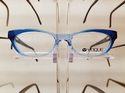 Vogue plastic Blue Gradient eyeglass Frame  49/17/140 Fun Stylish Comfortable](Fun Frames)