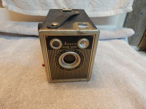 Vintage Ansco Shur Shot Box Camera