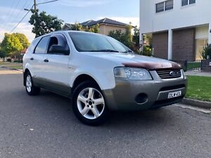 2004 Ford Territory SX TS (AWD) Wagon Automatic 4Months Rego