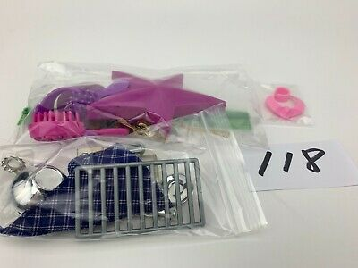 Vintage Barbie Accessories Lot 118, Miscellaneous Houseware and Personal Items