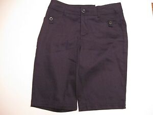 Women's St. John's Bay Secretly Slender Bermuda Shorts 4 to 24W Many Colors, New