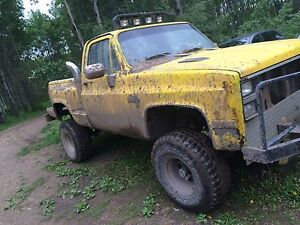 Chevy MUD BOGGER