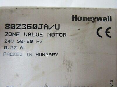 Honeywell 802360jau Zone Valve Motor 24v 5060hz .32a