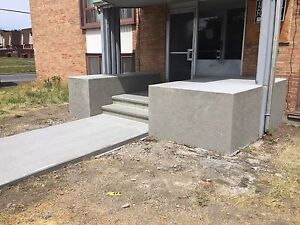 CONCRETE STAIRS,PORCHES & ALL REPAIRS