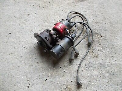 Farmall 400 450 Ih Gas Tractor Original Motor Engine Distributor Assembly