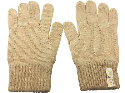Chemical-Free Unisex Organic Cotton Vegan Gloves Mittens Best for Eczema Small