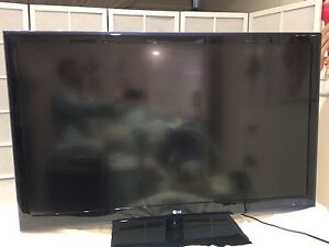 Lg led 3D tv 55 inches (not turned on)CLEARANCE SALE Forest Lake Brisbane South West Preview