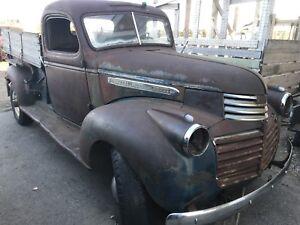 Gmc pickup 1942-3