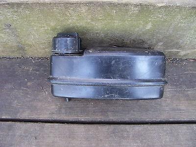 USED TORO / TECUMSEH  LAWN MOWER GAS TANK & CAP  ( TEC#-37947 )  :