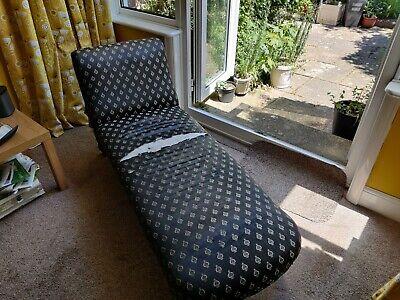 Antique Chaise Longue - Reupholster Project
