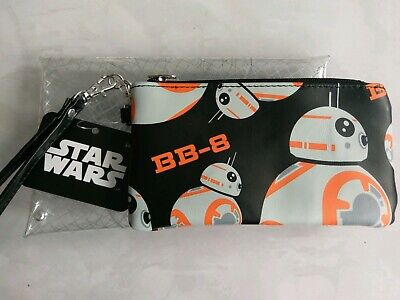 Star Wars BB8 Wallet/Purse & Case - 2 Piece Set - Loot Crate Exclusive. NEW
