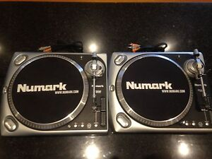 Numark Direct Drive Turntables x2 Beaumaris Bayside Area Preview