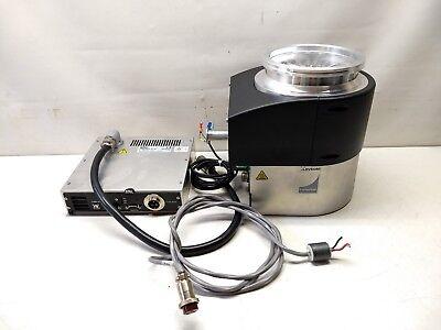 Leybold Turbovac Tw 690 Ms Turbo Vacuum Pump W Turbo Drive Controller
