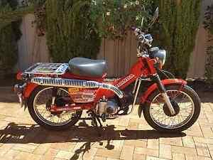 Honda CT-110 postie scooter Windsor Gardens Port Adelaide Area Preview
