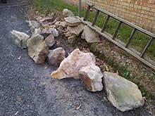 FREE sandstone rocks landscaping. Tomerong Shoalhaven Area Preview