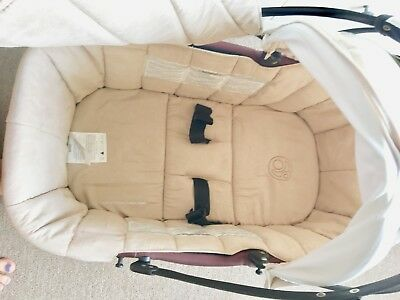 Orbit baby bassinet G2, G3