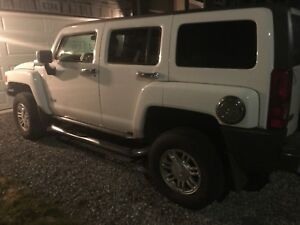 IMACULATE CONDITION !! 2008 hummer h3 FULLY LOADED