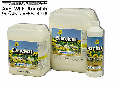 "Berger-Seidle Parkett-Pflegemittel ""L93 Everclear"" 1 Liter"