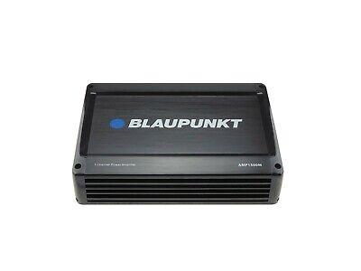 BLAUPUNKT AMP1500M CAR AUDIO 1-CHANNEL MONOBLOCK AMPLIFIER 1500 WATTS CLASS AB