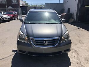 2009 Honda Odyssey EXL V6 8passage Fully Loaded 146000km 9299$