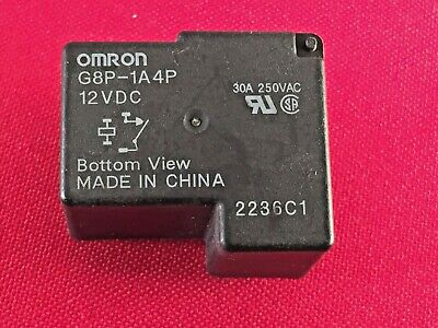 Omron G8p-1a4p 12vdc General-purpose-relay 30a 250vac