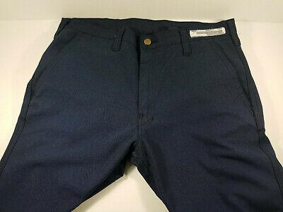 Workrite Blue Fire Resistant Nomex Pants 400nmx75nb 34 X 34 X 30
