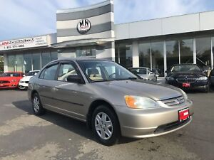 2003 Honda Civic DX-G Automatic A/C Keyless Entry Amazing Condit